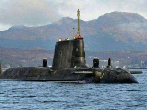 """厉害!美国""""最大""""排水量18750吨核潜艇,竟搭载24枚洲际导弹"""