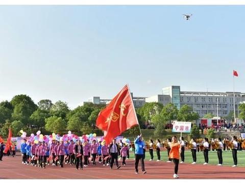 68.5枚金牌,宁国体育代表团气势如虹。