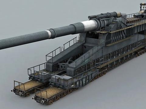 美军为何研发射程1850公里的超级大炮?搞中程导弹已难以超越中俄