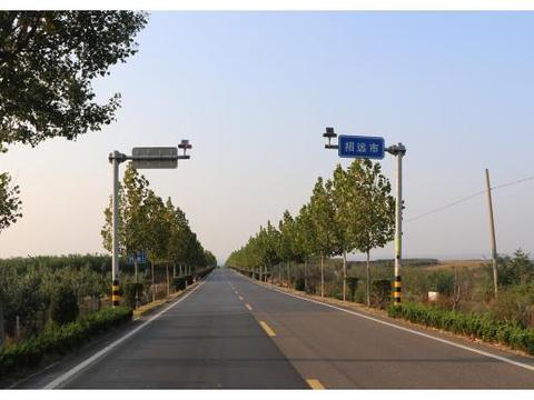 """这个村位于莱阳的西北角上,与招远相邻,名叫""""小台子"""""""