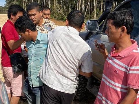 法国43岁阿姨在柬埔寨惨遭3人性侵!最小才19岁,警方5天就破案