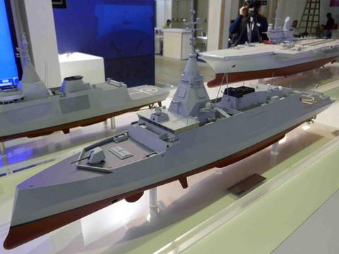 希腊准备顶替土耳其,买4000吨护卫舰壮大实力,法国因此大赚一笔