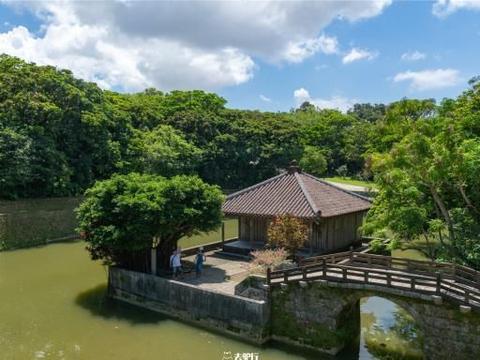 这座王国遗迹,神似中国江南,却最终被日本吞并