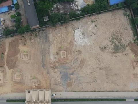 临汾市一住宅小区发现古墓葬19座