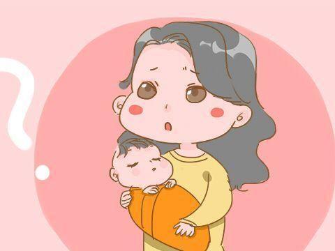 新生儿睡觉不老实,暗示身体健康出状况,这4个表现宝妈别忽视