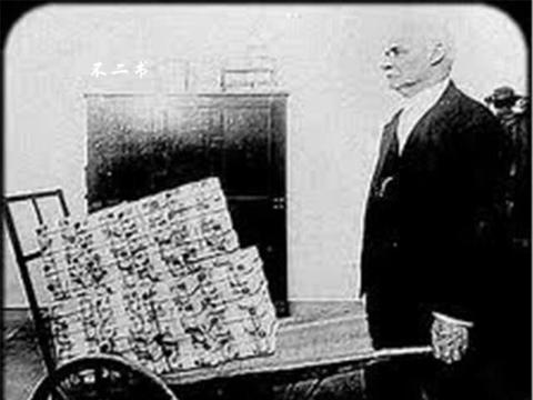 上世纪20年代的德国:经济危机爆发,一个面包需1000亿马克