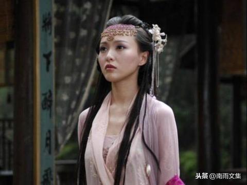 娱乐圈中十大女星穿白衣古装拼仙气,赵丽颖最可爱,刘亦菲最美