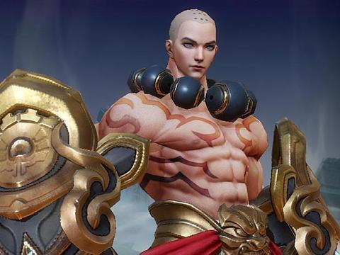 兰陵王的八块腹肌都比不上它的一整块