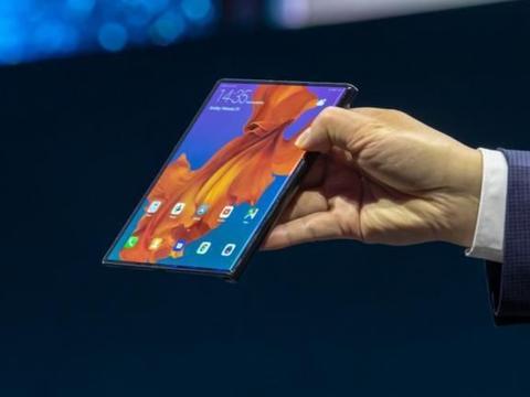 迎战三星,华为mateX折叠屏手机将至,价格破万!