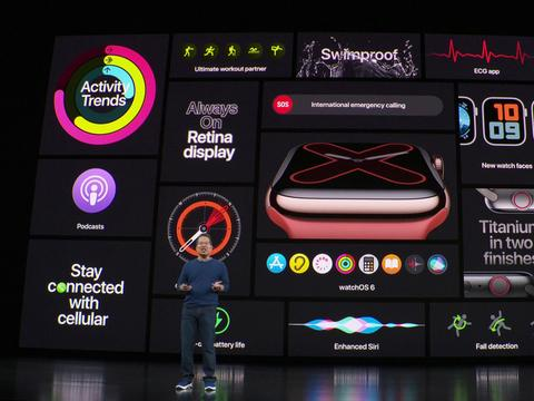 Apple Watch睡眠追踪功能截图曝光,或许还有新表盘