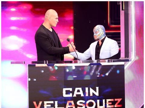 WWE摔小辉新闻前冠军凯恩维拉斯奎兹为何没有参加选秀环节