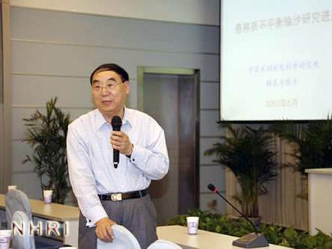 初中学历的中国工程院院士,踏遍祖国江河大川,解决三峡泥沙淤积