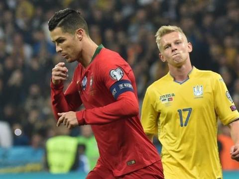 """C罗里程碑之夜添堵,葡萄牙输球目送对手出线,可能无缘欧洲杯"""