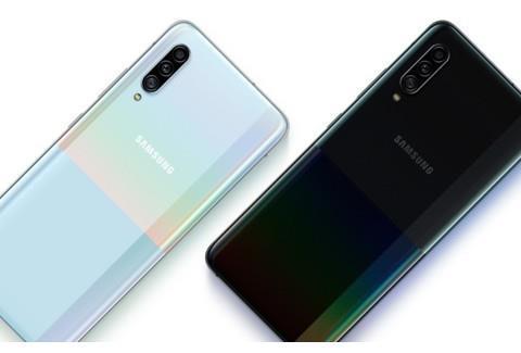 三星Galaxy A90 5G正式发布 搭骁龙855售价4499