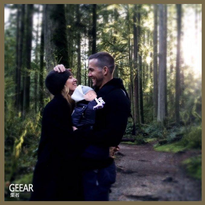 这次不是整老婆,瑞安·雷诺兹分享的这张照片太幸福了!