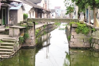 杭州萧山有这么一座清代建的桥——党山永福桥