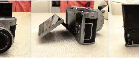 富士XA5单机2400万像素、相位、自动对焦、4k视频录制