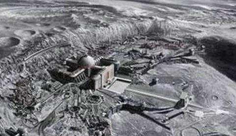 金星地表再现神秘建筑废墟,引科学界轰动,外星生命之谜或被揭开