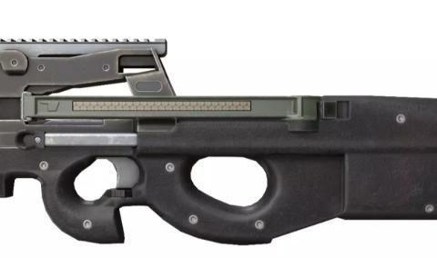 和平精英:团队竞技新增专用武器P90,可装8倍镜或许是口误!