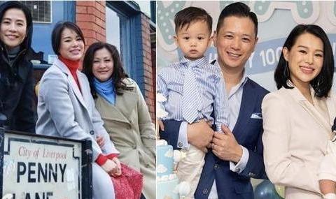 前TVB花旦胡杏儿回忆12岁英国读书 感激嫁到好老公