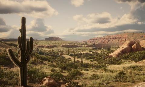 4K画质带来全新感受,PC版《荒野大镖客:救赎2》即将推出
