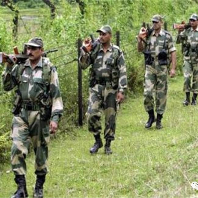 印军非法闯入邻国领地,造成1死1伤惨剧,小国用实际行动给全世界作出榜样