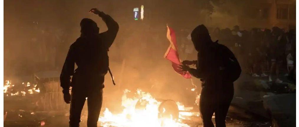 巴塞罗那超50万人上街,西方却保持沉默