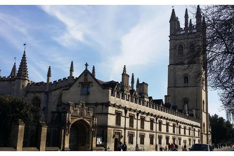 申请牛津大学需要哪些条件?