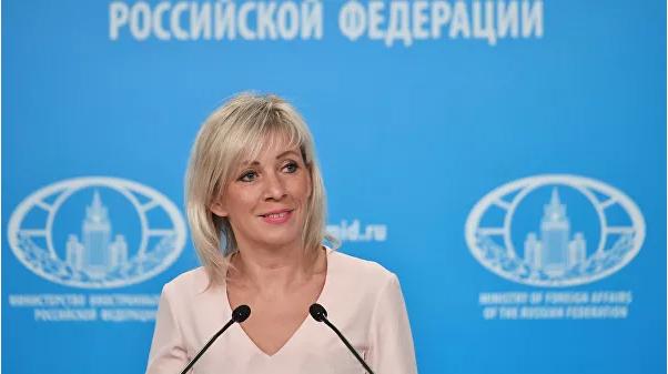 俄外交部发言人:我的一生将与中国及亚洲有关