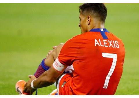 国米宣布桑切斯手术成功 2019提前报销!和尤文争冠难了