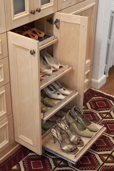 「雅腾装修课堂」玄关鞋柜怎么设计?做到这8点就够了