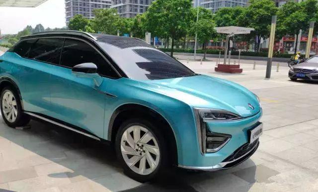 广汽蔚来首款SUV开启盲订,续航650公里,与AION LX同平台