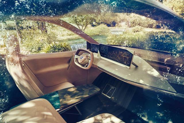 BMW VISION iNEXT将亮相乌镇互联网大会,2021年量产续航600km
