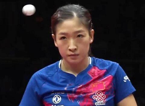 刘诗雯创造新纪录!超越王楠、张怡宁、马琳,夺世界杯单打第5冠
