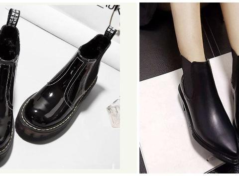 女人冬天别乱买短靴,以免穿成萝卜腿!看准这3点,时髦又显瘦!