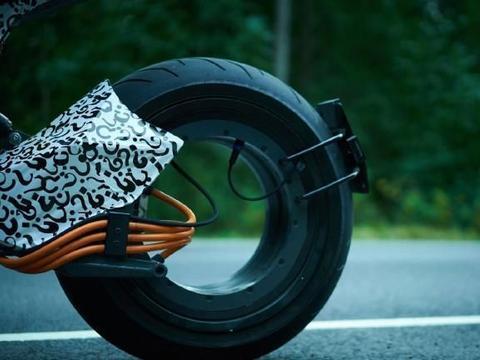 「资讯」无轮毂电动机车将量产!RMK E2米兰车展发表!