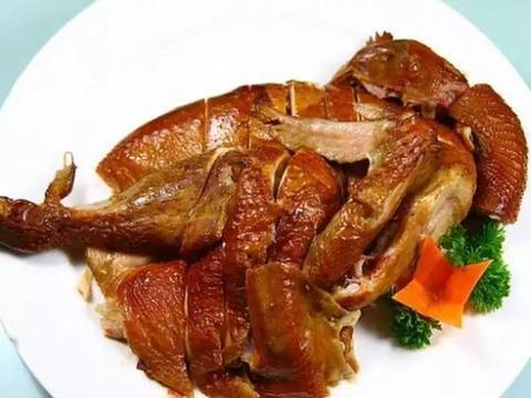 中国5大传统名菜,北京烤鸭无缘榜单,图一让人流口水