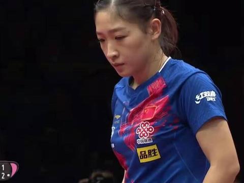 尘埃落定!刘诗雯4比2击败小朱,世界杯五冠创造历史,队史第一人