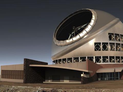 夏威夷巨型望远镜项目再次因当地人抗议而中断