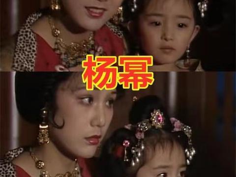 女明星第一次拍戏,杨幂呆萌,刘亦菲清纯,看到热巴:没认出来