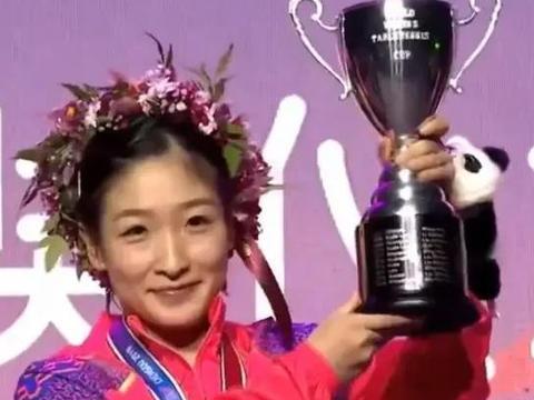 刘诗雯成就世界杯五冠王,誓拿东京奥运完成大满贯