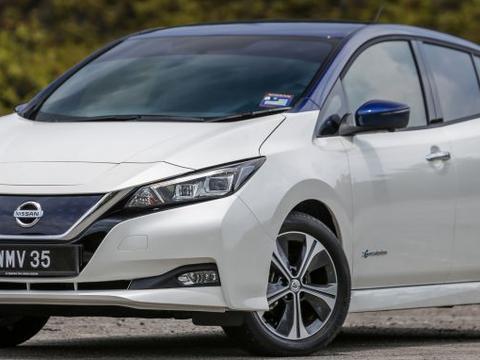 随着第二代日产(Nissan)聆风(Leaf)的推出