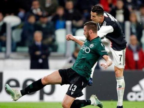 C罗破门皮亚尼奇制胜球, 尤文图斯2-1博洛尼亚