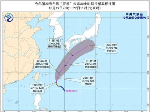 """10月台风""""活跃期""""来了!双台风接连生成,或有一个是超强台风"""