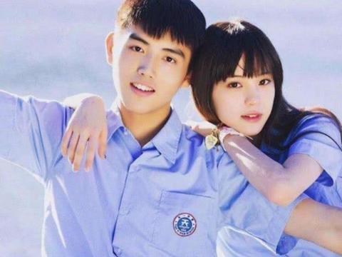 以为19岁的陈飞宇够帅了,看到他表哥陈赫瘦的时候,才知基因强大