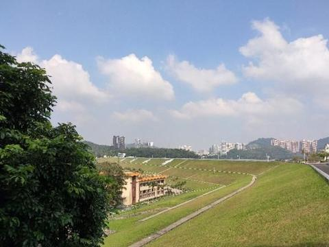 骑行在深圳最美绿道,在风景中穿行
