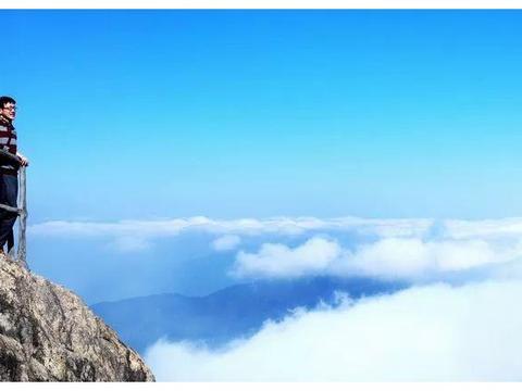 """瑞安最高峰,素有""""东瓯第一山""""之称的金鸡山,你去过吗?"""