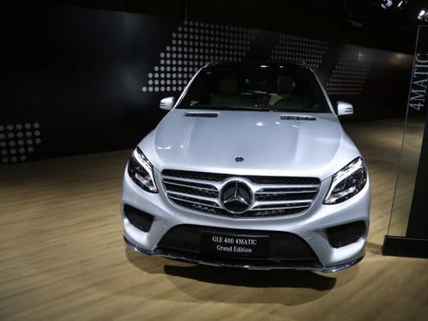 奔驰GLE 400 4MATIC 臻藏版 ,深港澳车展实拍!