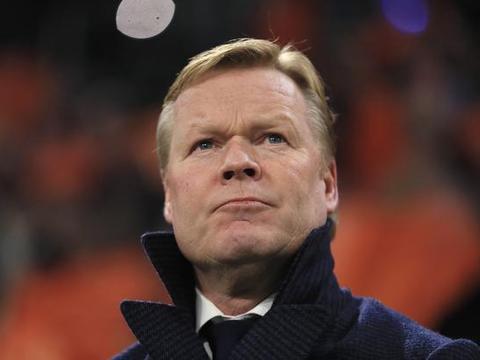 荷兰足协官员:科曼合同中有明年解约加盟巴萨的条款