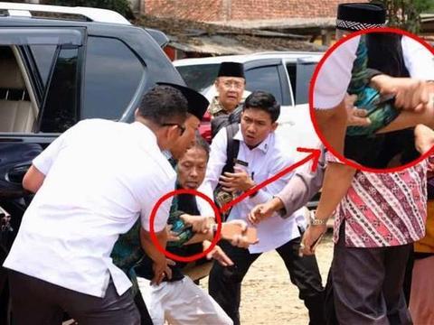 """印尼安全部长遭刺杀 国际媒体反应冷淡 妥妥""""大国""""没人关注"""